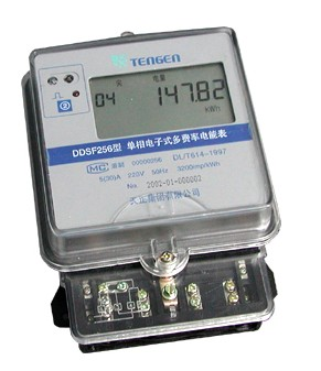 DDSF256 FREE-RATE AMMETER